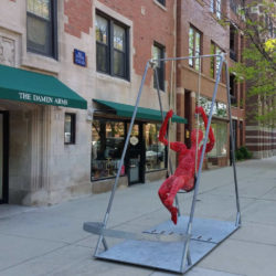 Public Art on Damen Ave
