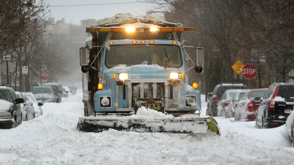 Chicago snow removal