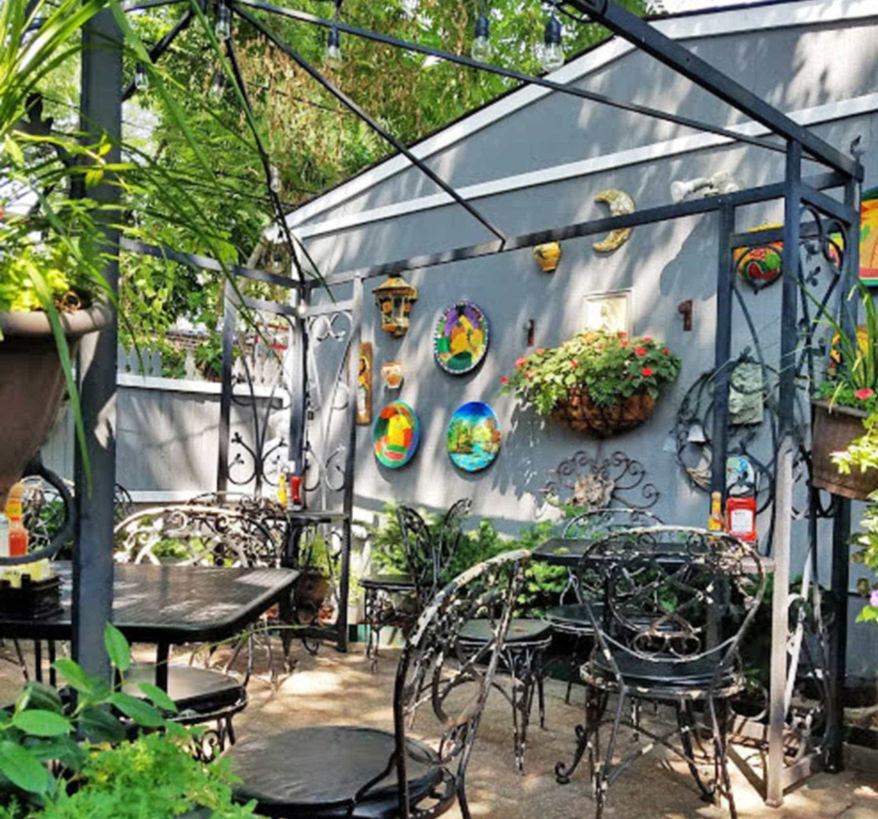 image of tiztal patio