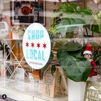Shop Local Elf on the Shelf