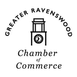 Greater Ravenswood Chamber of Commerce logo