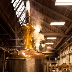 Koval Distillery makes hand sanitizer