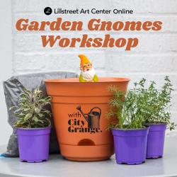 garden gnomes workshop