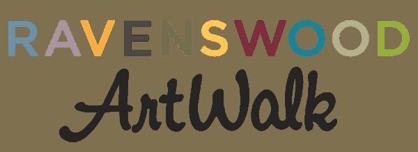 Ravenswood Artwalk Logo