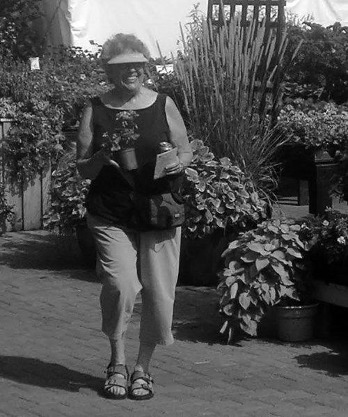Judith Roth, Art Walk Founder