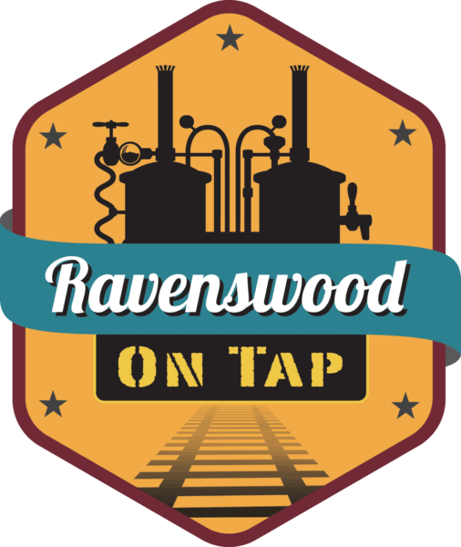Ravenswood on Tap Logo