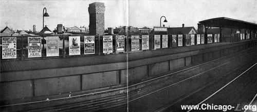 Ravenswood CTA, c. 1910
