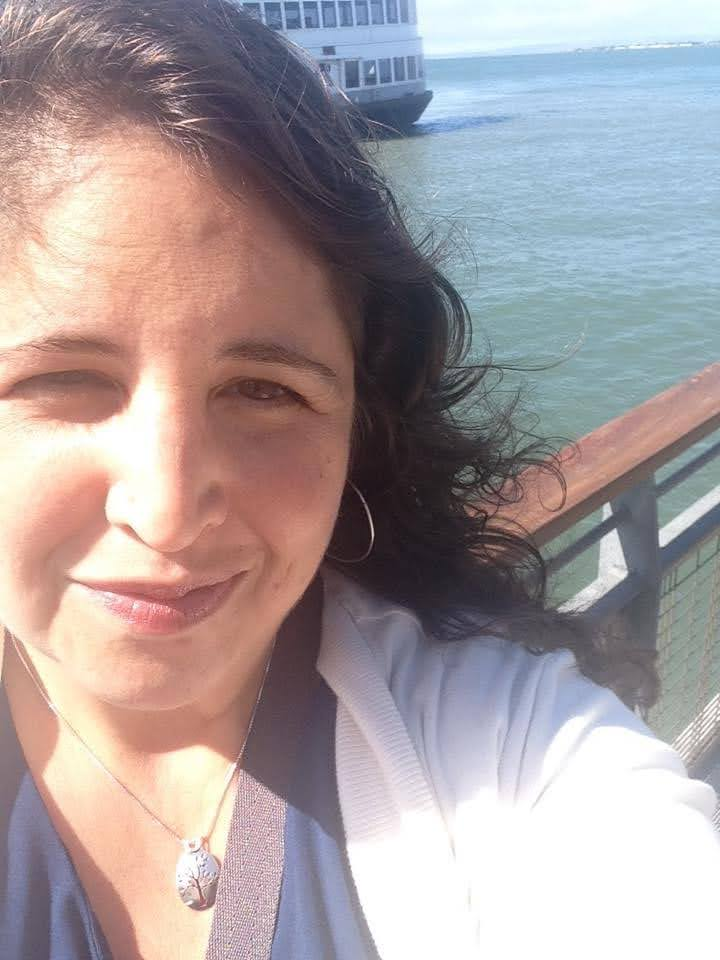 A selfie taken by Family Tree owner Elizabeth Basa