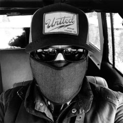 Defy Mfg bandit mask