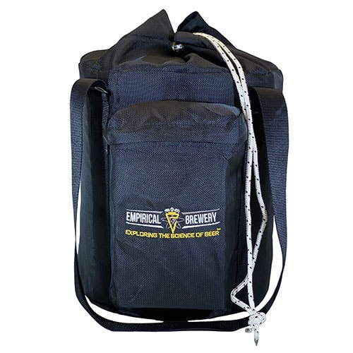 Empirical; brewery cooler bag