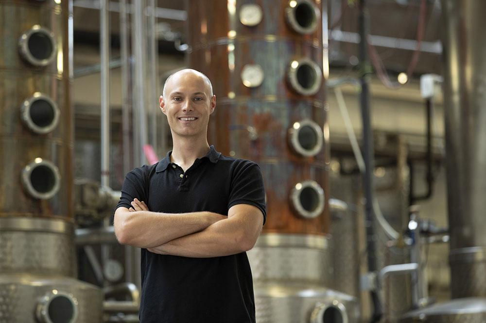 KOVAL co-founder Dr. Robert Birnecker