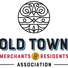 Old Town Merchants and Residents Association logo