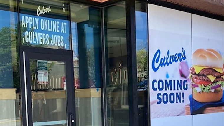 The new Culver's Ravenswood location