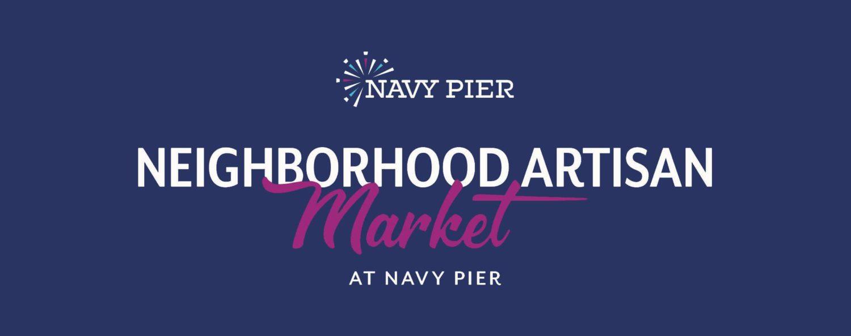 Navy Pier Neighborhood Artisan Market logo