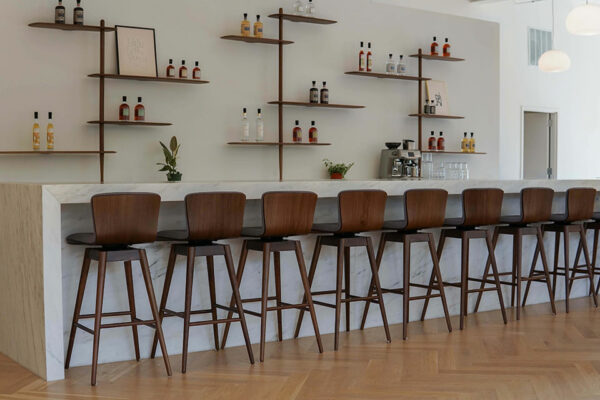KOVAL Distillery's Malt Row tasting room